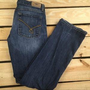 Uncharted  Women's Jeans Size 13/14 W35 x L35 Blue